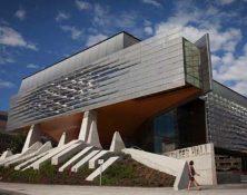 Gates Hall Science Center